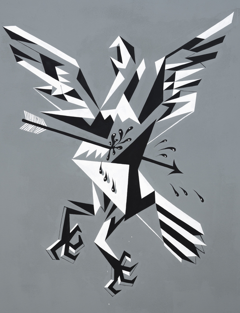 , 'Ego Eagle,' 2018, Ground Effect Gallery