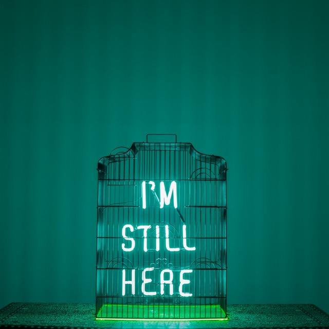 , 'I'm Still Here,' 2018, Timothy Yarger Fine Art