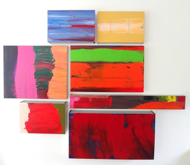 Pedro Calapez, 'Barulheira 03', 2004, Galerie Wit