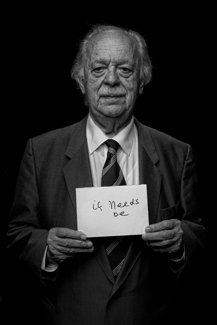 , 'George Bizos: If Needs Be,' 2013, Museum of African Design (MOAD)