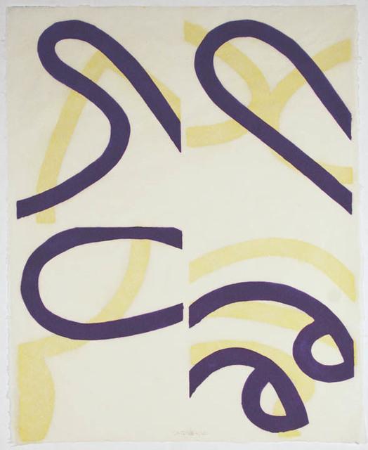 Clytie Alexander, 'CA12- VE9/90', 2012, Betty Cuningham