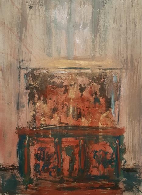 , 'Bethlehem on the Chest,' 2017, DSC Gallery