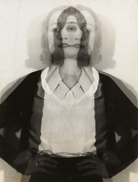 , 'Double Exposure, Amsterdam,' ca. 1932, Osborne Samuel