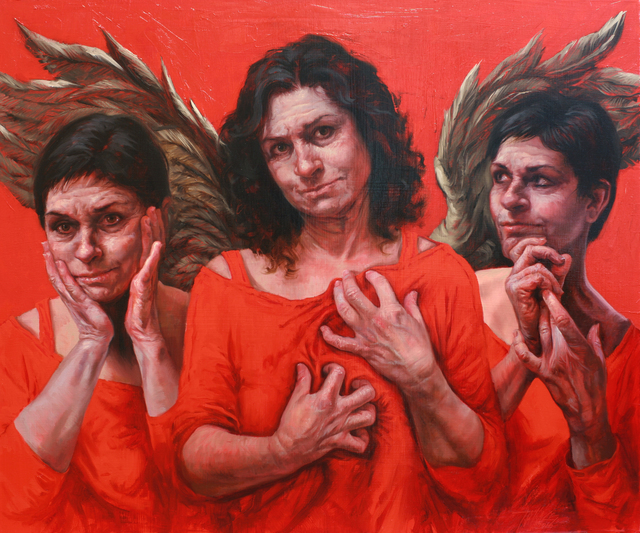 Judy Takács, 'Guardian Angel of the Good Death', 2017, 33 Contemporary