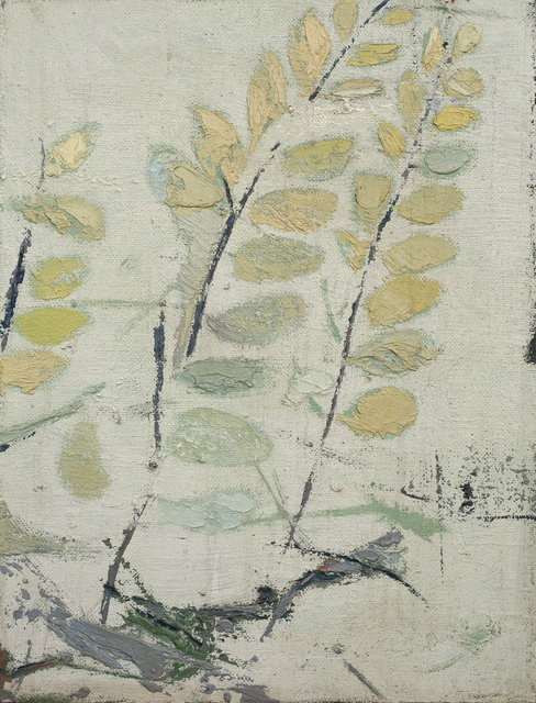 , 'Spring Leaves II,' 2005, Katrine Levin Galleries