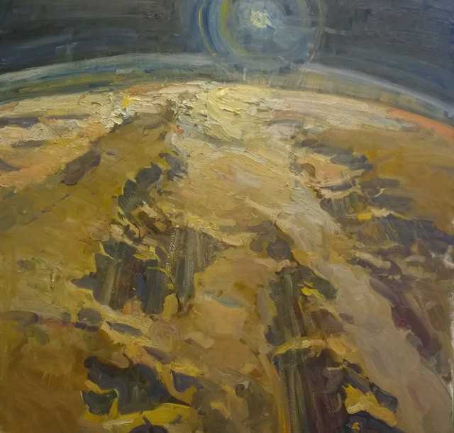 , 'View From Mars,' 2015, Gallery 1261