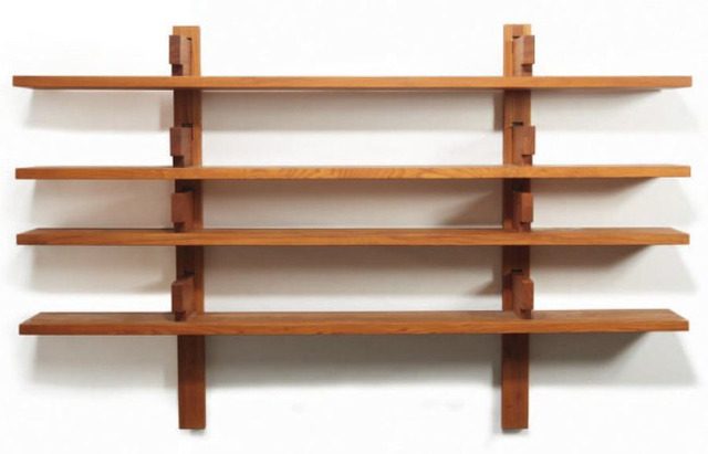 , 'Bookshelves,' ca. 1960, Magen H Gallery