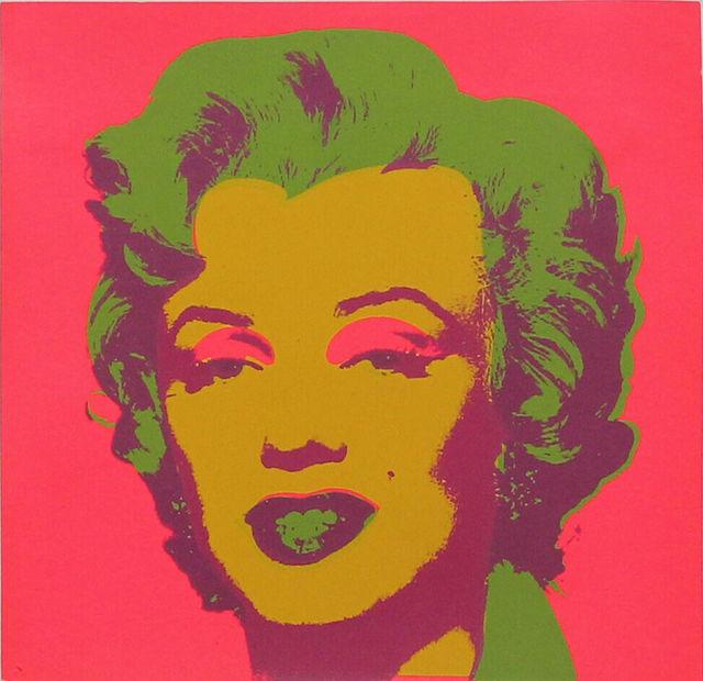 Andy Warhol, 'Marilyn Monroe', 1967, Kunzt Gallery