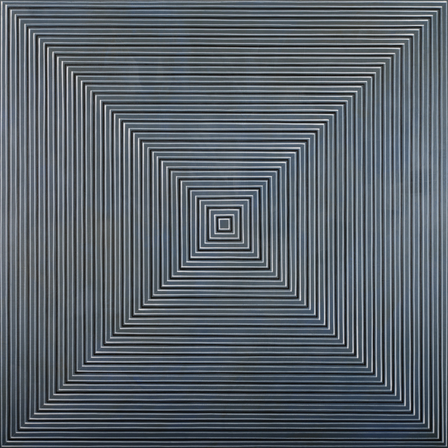 Max Kong, 'Concentric Squares (discover)', Ode to Art