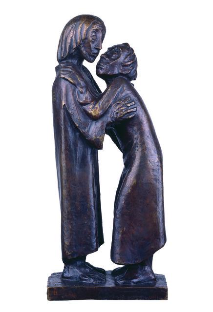 , 'Begegnung (Wiedersehen)/Meeting (Reunion),' 1924/1926, Kunstmuseum Bern