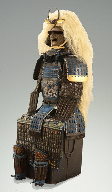 Katchu Shi, 'Samurai Armor in the style of Takeda Shingen', ca. 1800, Ellsworth Gallery