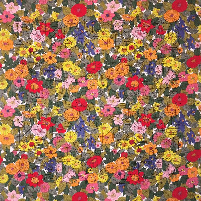 , 'Incantation flowers ,' 2018, Federico Luger (FL GALLERY)