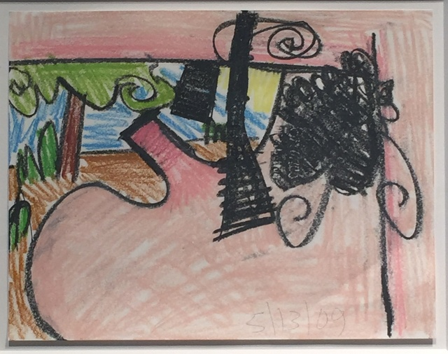 Carroll Dunham, 'Untitled (5/13/09)', 2009, Planned Parenthood of New York City Benefit Auction