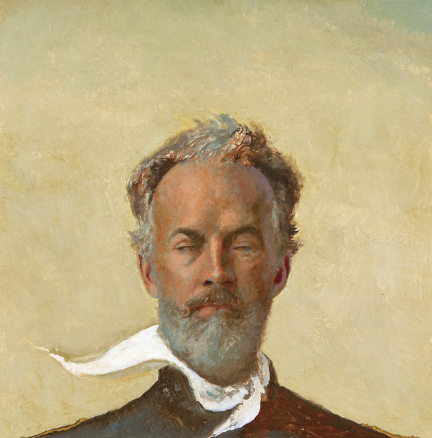 Bo Bartlett, 'Colonel from an Unknown War', Dowling Walsh