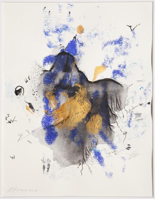 , 'Untitled,' 2013, Studio Trisorio