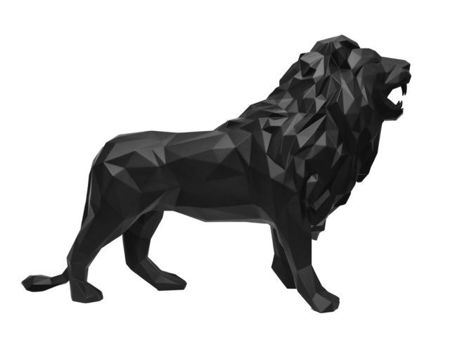 , 'Black Lion,' 2016, Inception Gallery