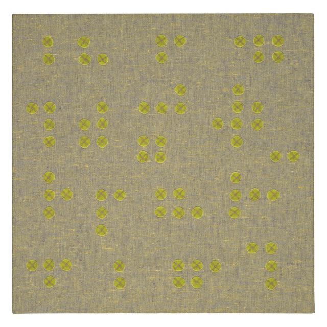 Hadley Williams, 'Green Circles', 2009, Slate Contemporary