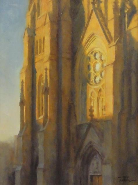, 'Golden Light,' , Eisele Fine Art
