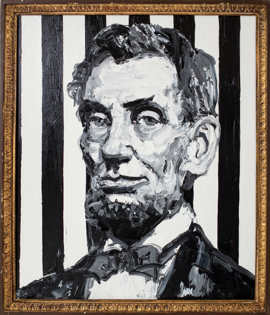, 'Untitled Lincoln,' , Gilman Contemporary