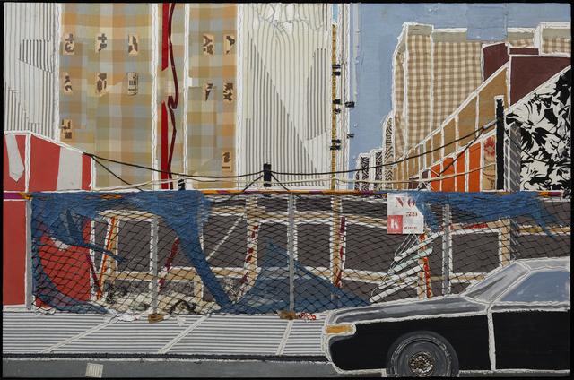 , 'Cityscape ,' 2010, Freight + Volume