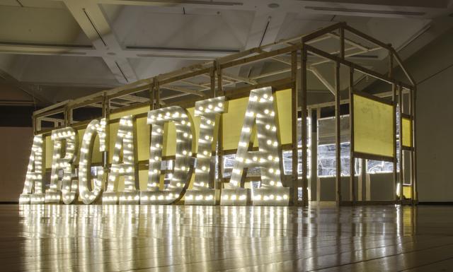 , 'Arcade/Arcadia,' 2012, DANESE/COREY
