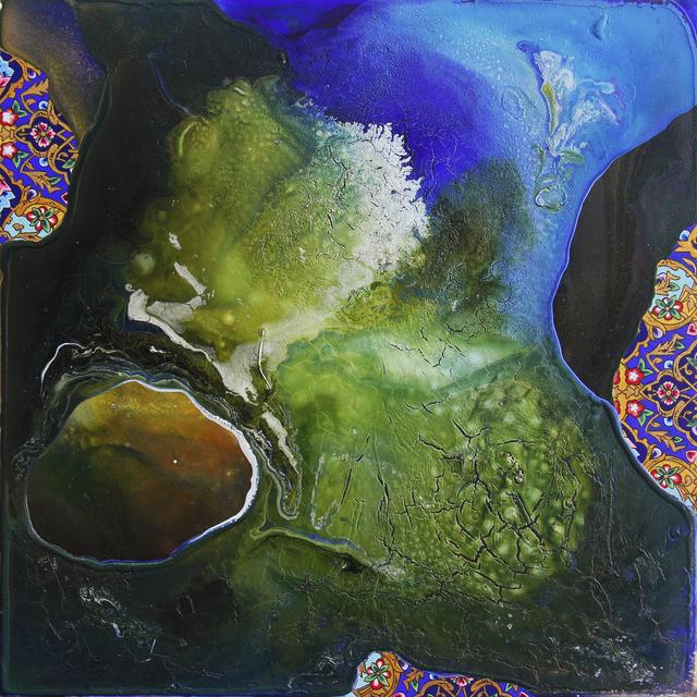 Hedieh Javanshir Ilchi, 'Across Solemn Distances 4', 2016, Hemphill Fine Arts
