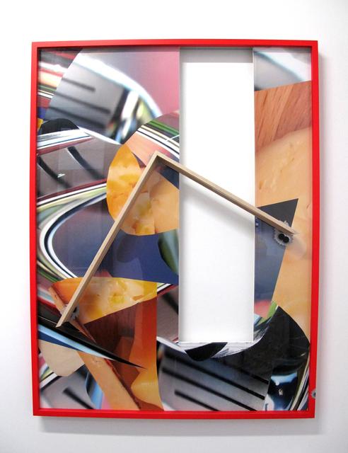 , 'Composition 034,' 2014, Galerie Christophe Gaillard