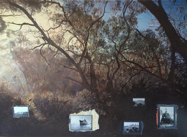 , 'Ghost Fleet,' 2016, ARC ONE Gallery
