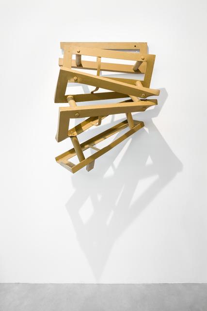 , 'Nichts für Omma und Oppa (Arbeitstitel),' 2017, Galerie Nordenhake
