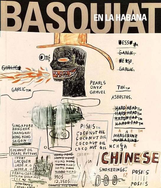 Jean-Michel Basquiat, 'Basquiat En La Habana (Navarra catalog)', 2000, Lot 180