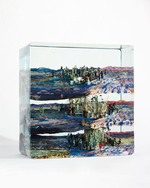 , 'Desert Parfait,' 2016, Richard Heller Gallery