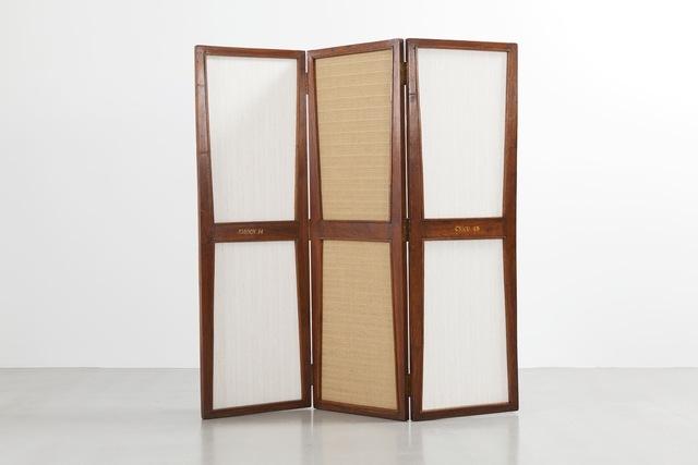 , 'Pierre Jeanneret Screen,' 1957-1958, Galerie Patrick Seguin