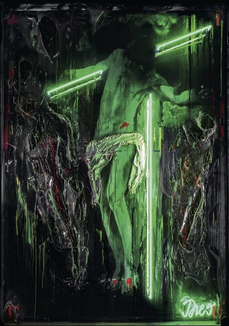 , 'Christ in the cross,' , SimonBart Gallery