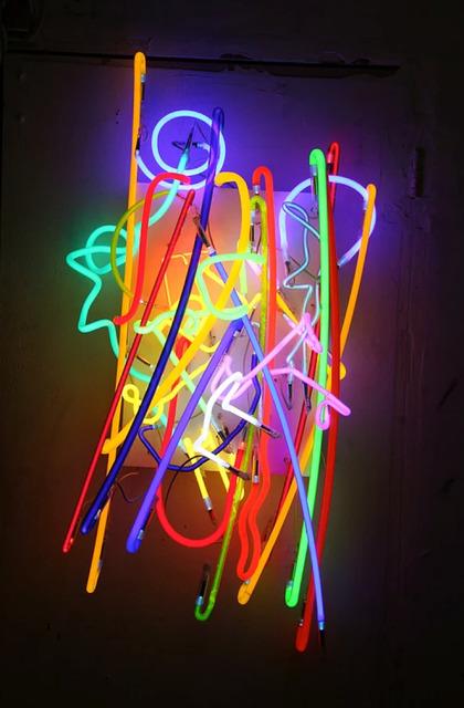 , 'Random Neons,' 2010-2012, Seraphin Gallery