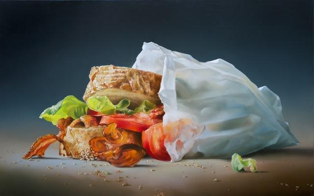 , 'BLT Sandwich,' 2015, Bernarducci Gallery Chelsea