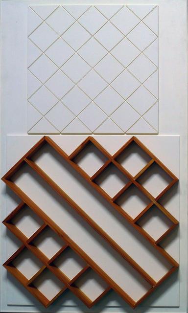 Ivan Picelj, 'connexion 48s ', 1982, Galerie Denise René