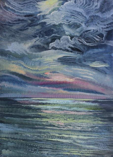 , 'Moving Morning Sky,' 2019, Gallery NAGA