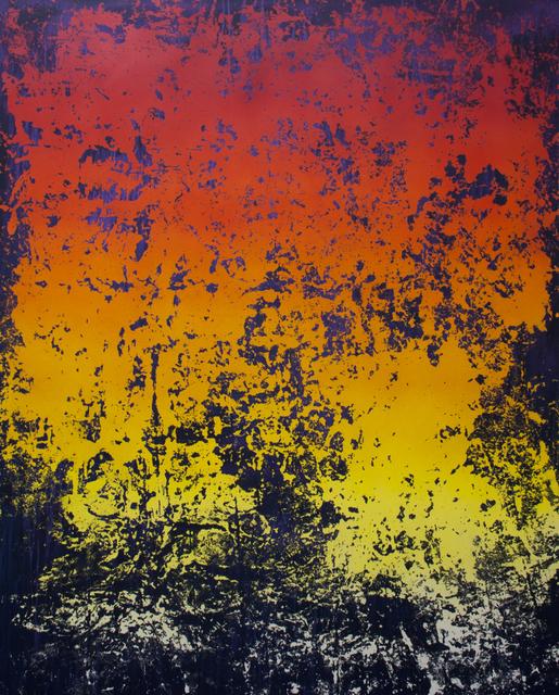 , 'Untitled (Dawn for a Snow Day),' 2017, Galería Combustión Espontánea