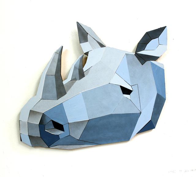 Lalo Cruces, 'Rhino', 2016, Kreislerart