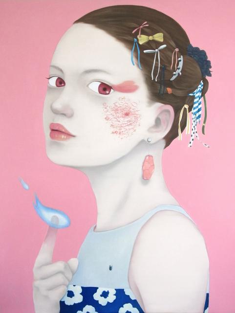 , 'La Niña De Fuego,' 2016, Ohshima Fine Art
