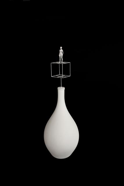 Ruby Rumie, 'Crowned Vessel 19', 2013, Nohra Haime Gallery