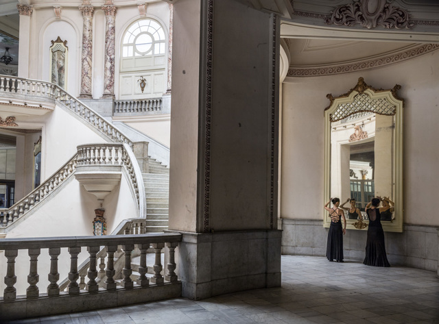 , 'Teatro Nacional,' 2019, Aurora Vigil-Escalera Art Gallery