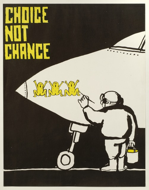 , 'Choice Not Chance,' 1967, Drawing Center