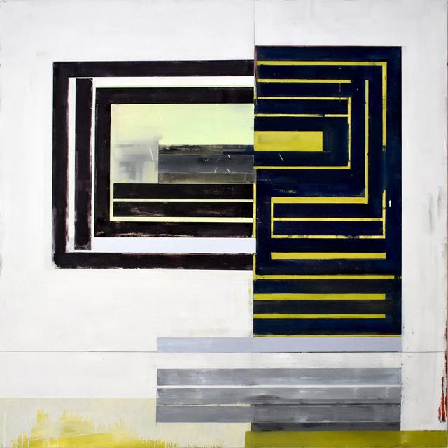 , 'Double Bender,' 2017, Friesen Gallery