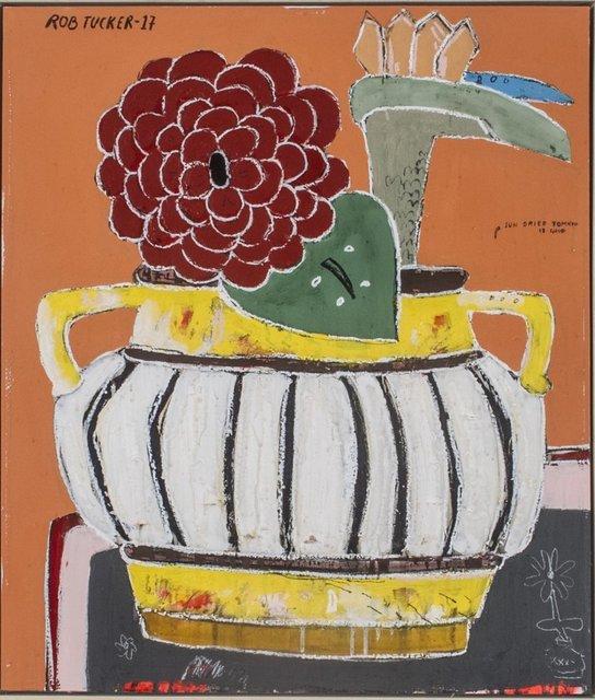 , 'Sun dried tomato is good,' 2017, Rebecca Hossack Art Gallery