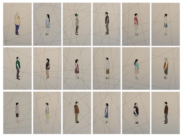 , 'Conexões,' 2016, Gabinete de Arte k2o