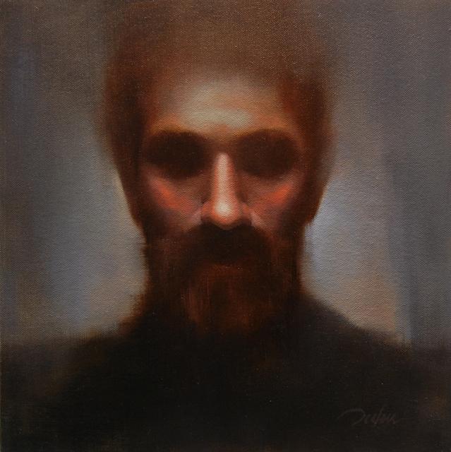 , 'Male Portrait 10,' 2015, Bowersock Gallery