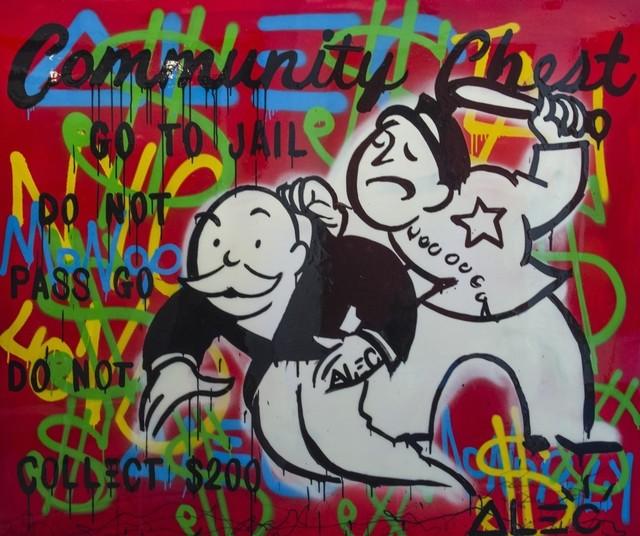 Alec Monopoly, 'Community Chest', 2014, Avant Gallery