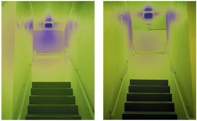 Catherine Yass, 'Stairs 1998', 2002, Schellmann Art