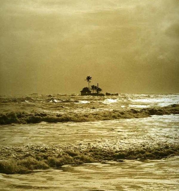, 'South Coast Near Galle, Sri Lanka, Mother Shore Temple Washed Away Dec 2004 Tsunami ,' 2005, Winston Wächter Fine Art